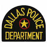 Police Patch Dallas