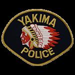 Police Patch Yakima