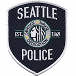 Police Patch Seattle