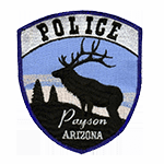 Police Patch Payson Arizona