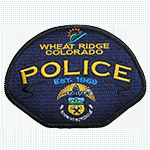 Police Patch Wheat Ridge