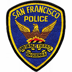 Police Patch San Francisco