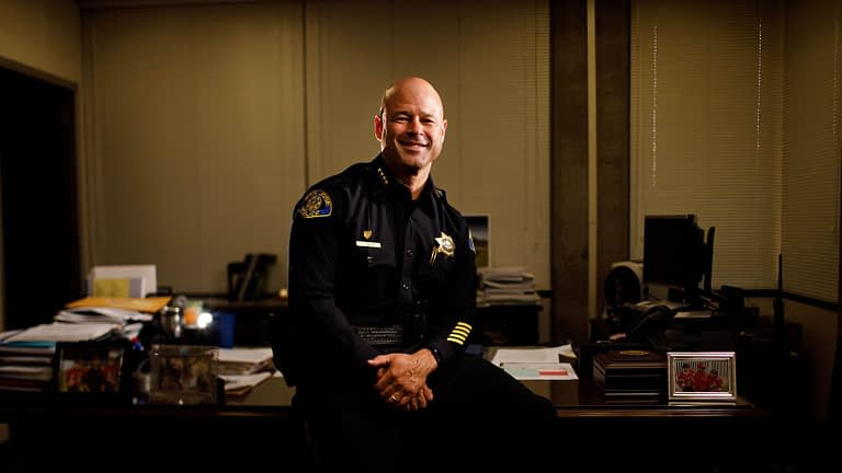 Dallas' new police chief will be Eddie Garcia, the first Latino to lead the department