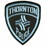 Police Patch Thorton