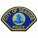Police Patch City of Seaside