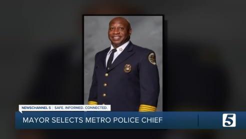 John Drake named Chief of Police for Metro Nashville