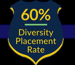 Police badge diversity