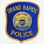 Police Patch Grand Rapids