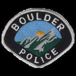 Police Patch Boulder